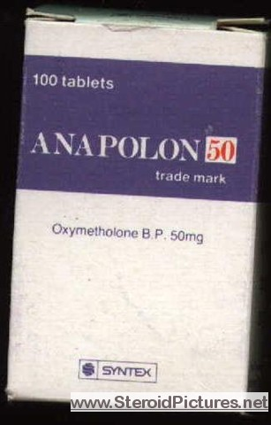oxymetholone 25mg fox