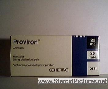 sex drive on proviron